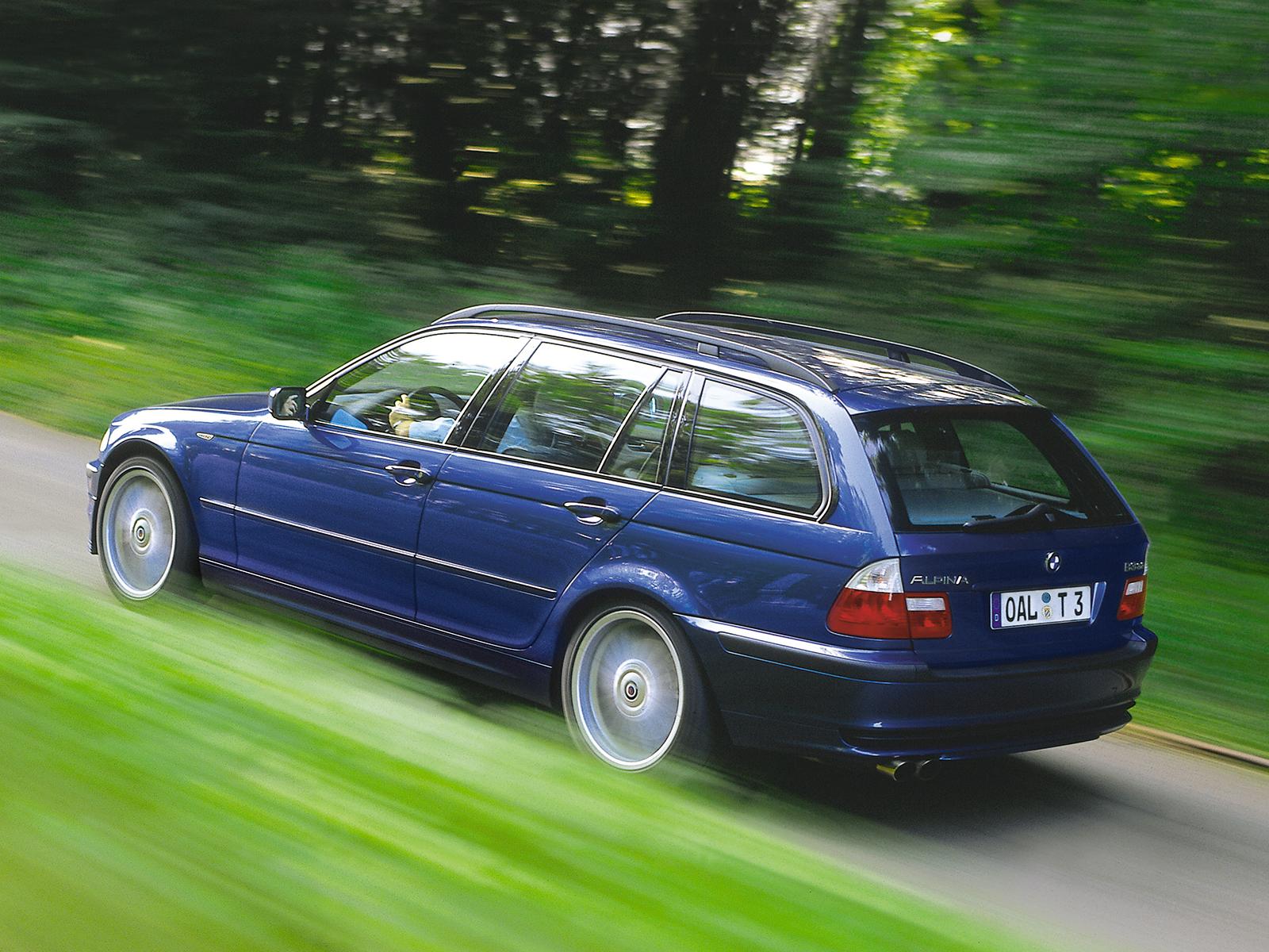 Alpina B3 E46 1999 - 2006 Cabriolet #3