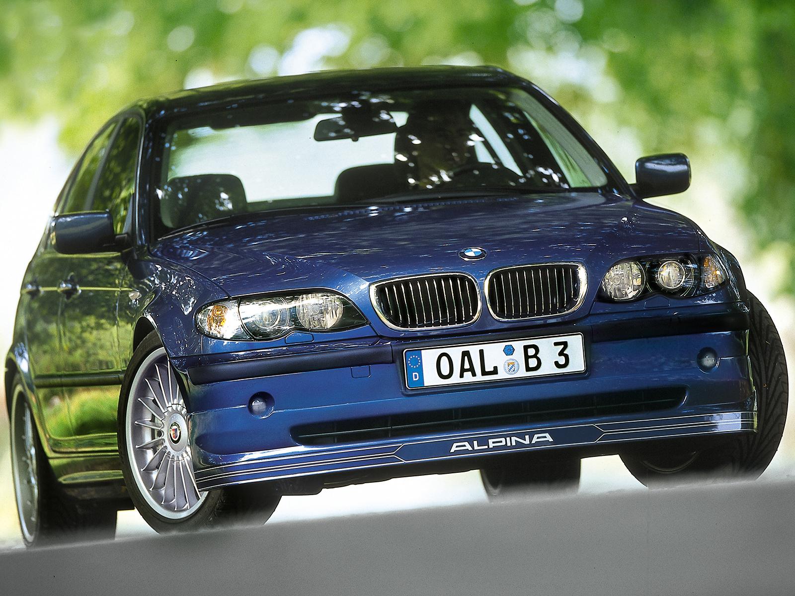 Alpina B3 E46 1999 - 2006 Cabriolet #4