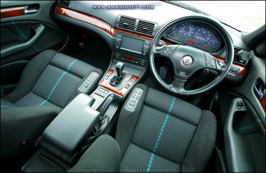 Alpina B3 E46 1999 - 2006 Cabriolet #6