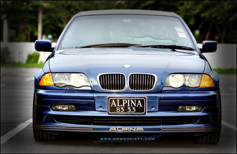 Alpina B3 E46 1999 - 2006 Cabriolet #5