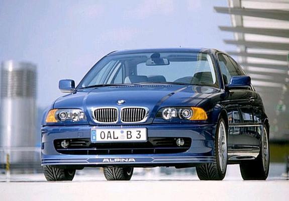 Alpina B3 E46 1999 - 2006 Coupe #1