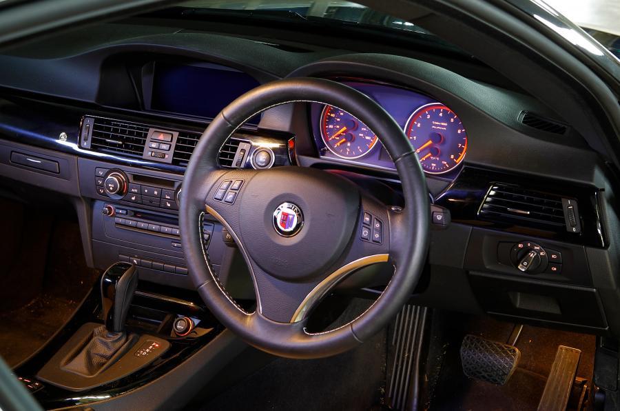 Alpina B3 E90/E92 2007 - 2013 Cabriolet #8