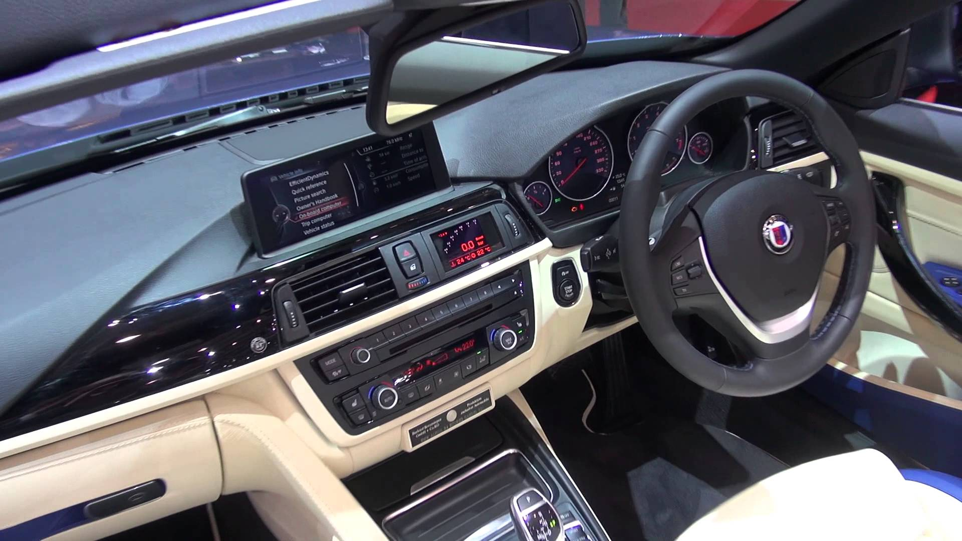 Alpina B4 F32 2013 - now Cabriolet #7