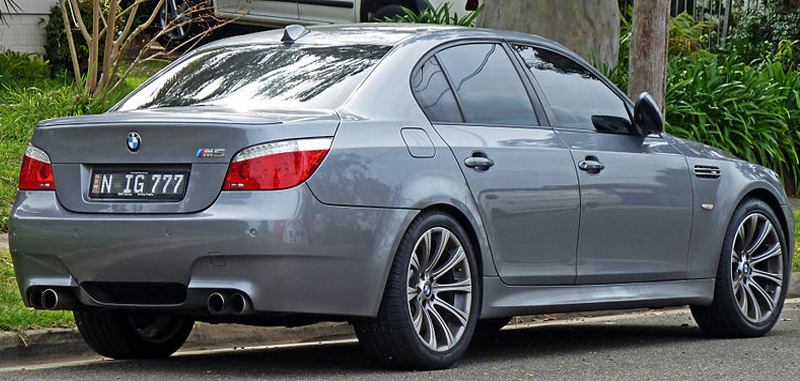 Alpina B5 E60ኙ 2005 - 2007 Sedan #2