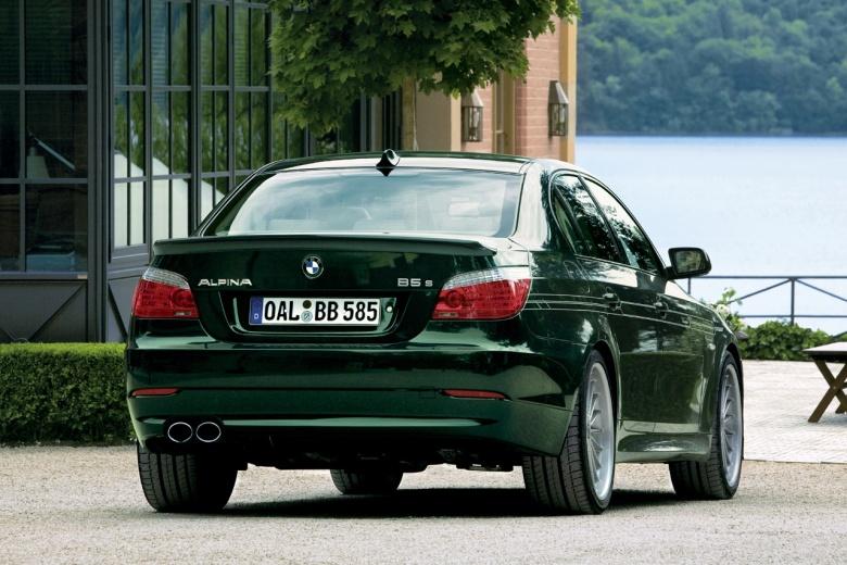 Alpina B5 E60ኙ 2005 - 2007 Sedan #8
