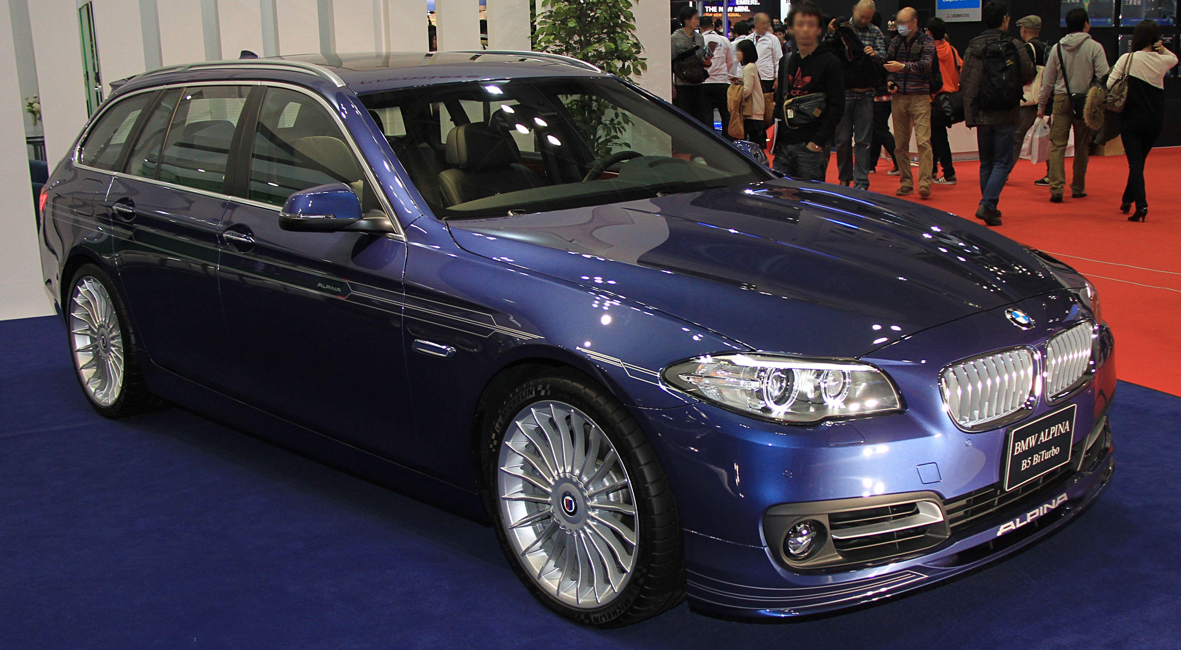 Alpina D5 F10/F11 2011 - 2013 Sedan #2