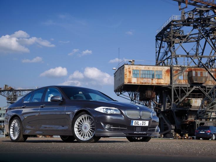 Alpina B5 F10/F11 Restyling 2013 - now Station wagon 5 door #7
