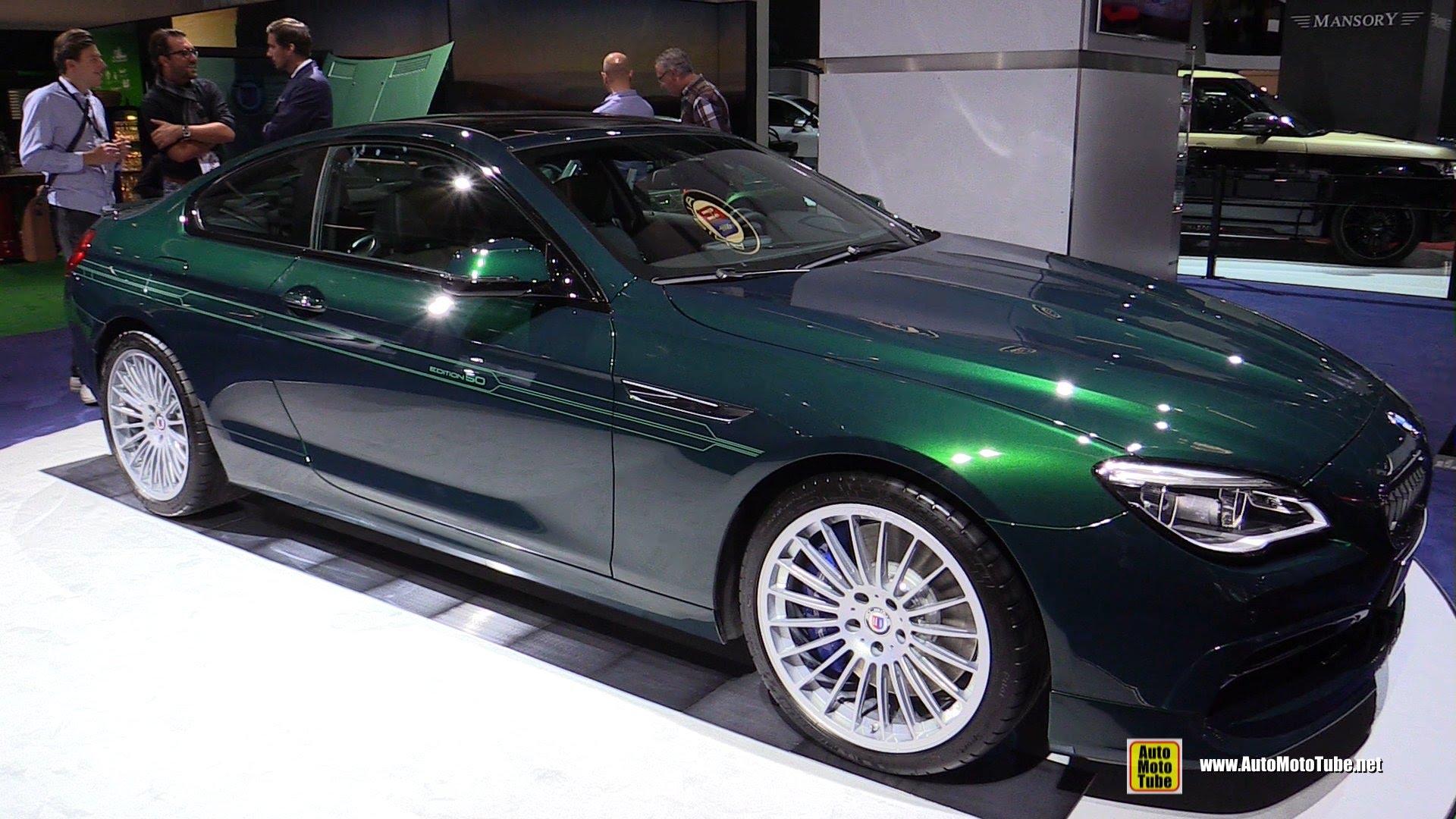 Alpina B6 2015 - now Cabriolet #1