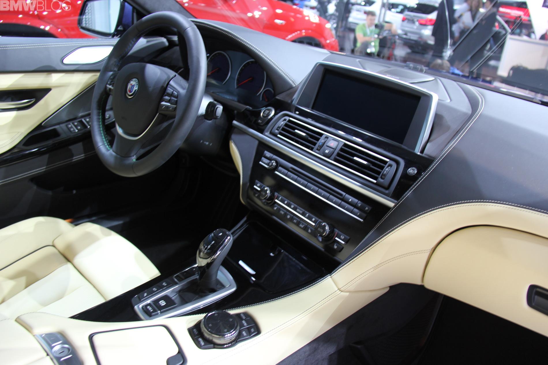 Alpina B6 2015 - now Coupe #2