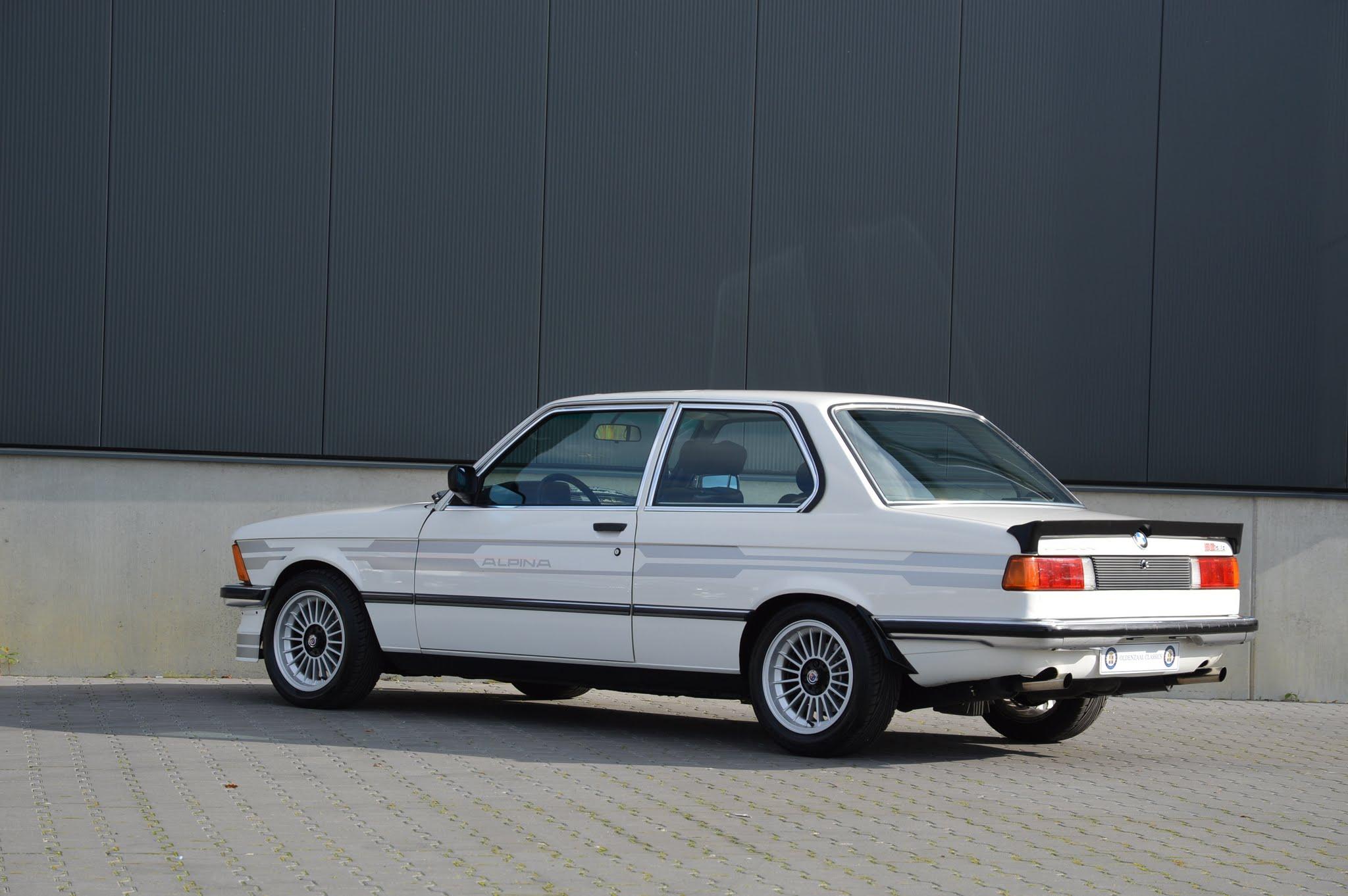 Alpina C1 E21 1980 - 1983 Sedan #3