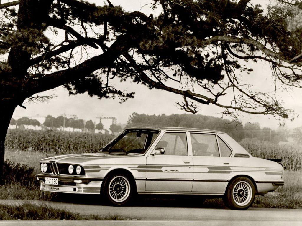 Alpina B7 E12 1978 - 1982 Sedan #6