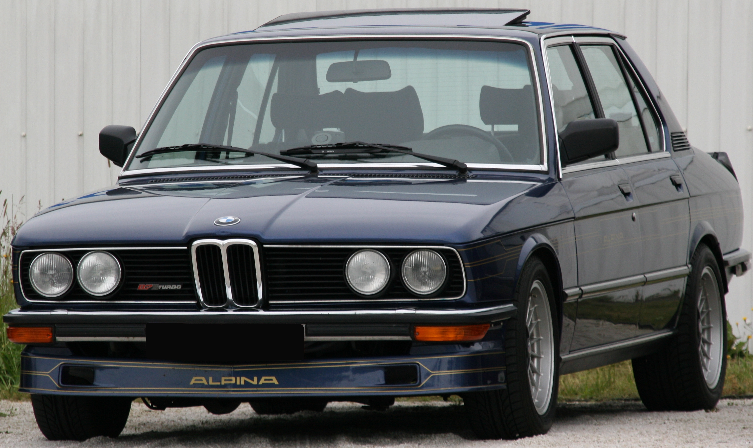 Alpina B7 E12 1978 - 1982 Sedan #1