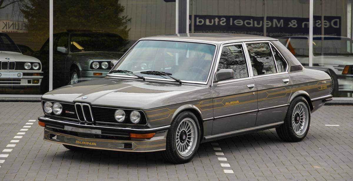 Alpina B7 E12 1978 - 1982 Sedan #3