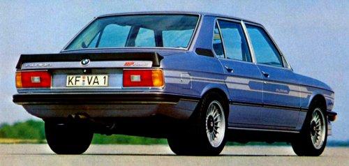 Alpina B7 E12 1978 - 1982 Sedan #2