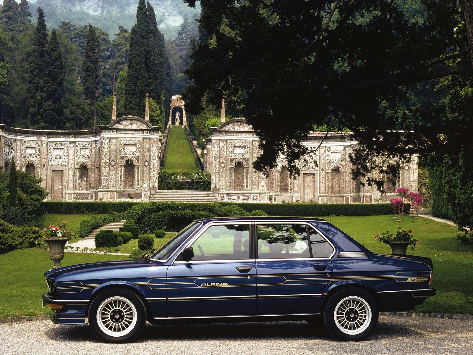 Alpina B7 E12 1978 - 1982 Sedan #4
