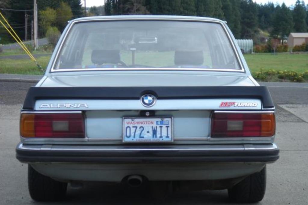 Alpina B7 E12 1978 - 1982 Sedan #7