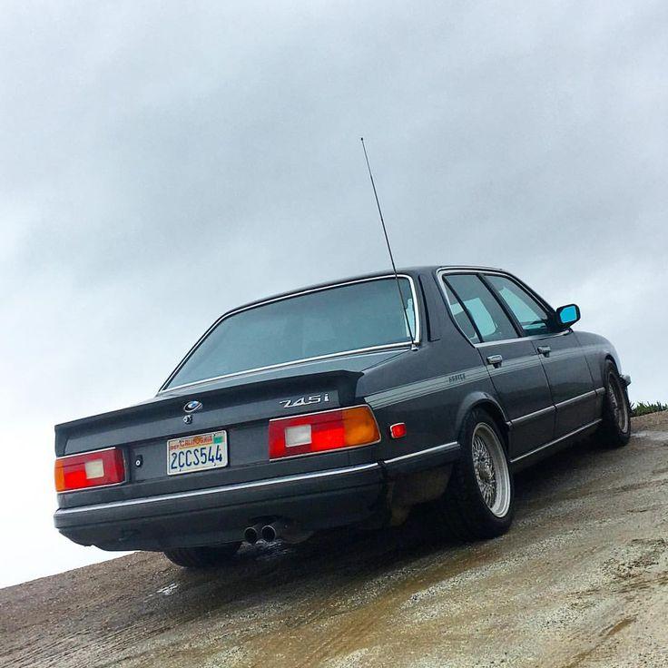 Alpina B8 E23 1979 - 1986 Sedan #3