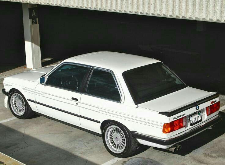 Alpina B8 E23 1979 - 1986 Sedan #7