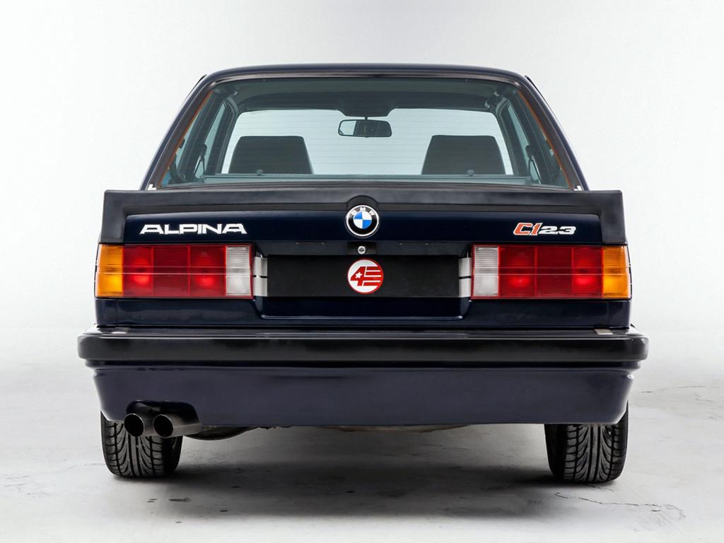 Alpina B8 E23 1979 - 1986 Sedan #5