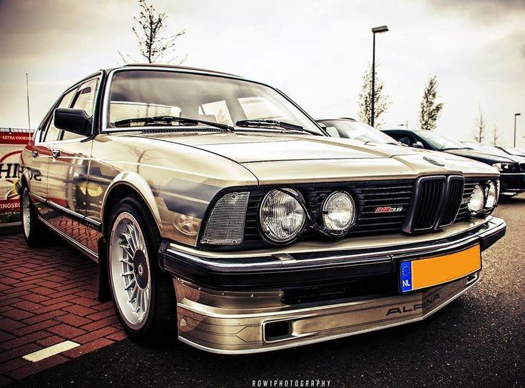 Alpina B8 E23 1979 - 1986 Sedan #8