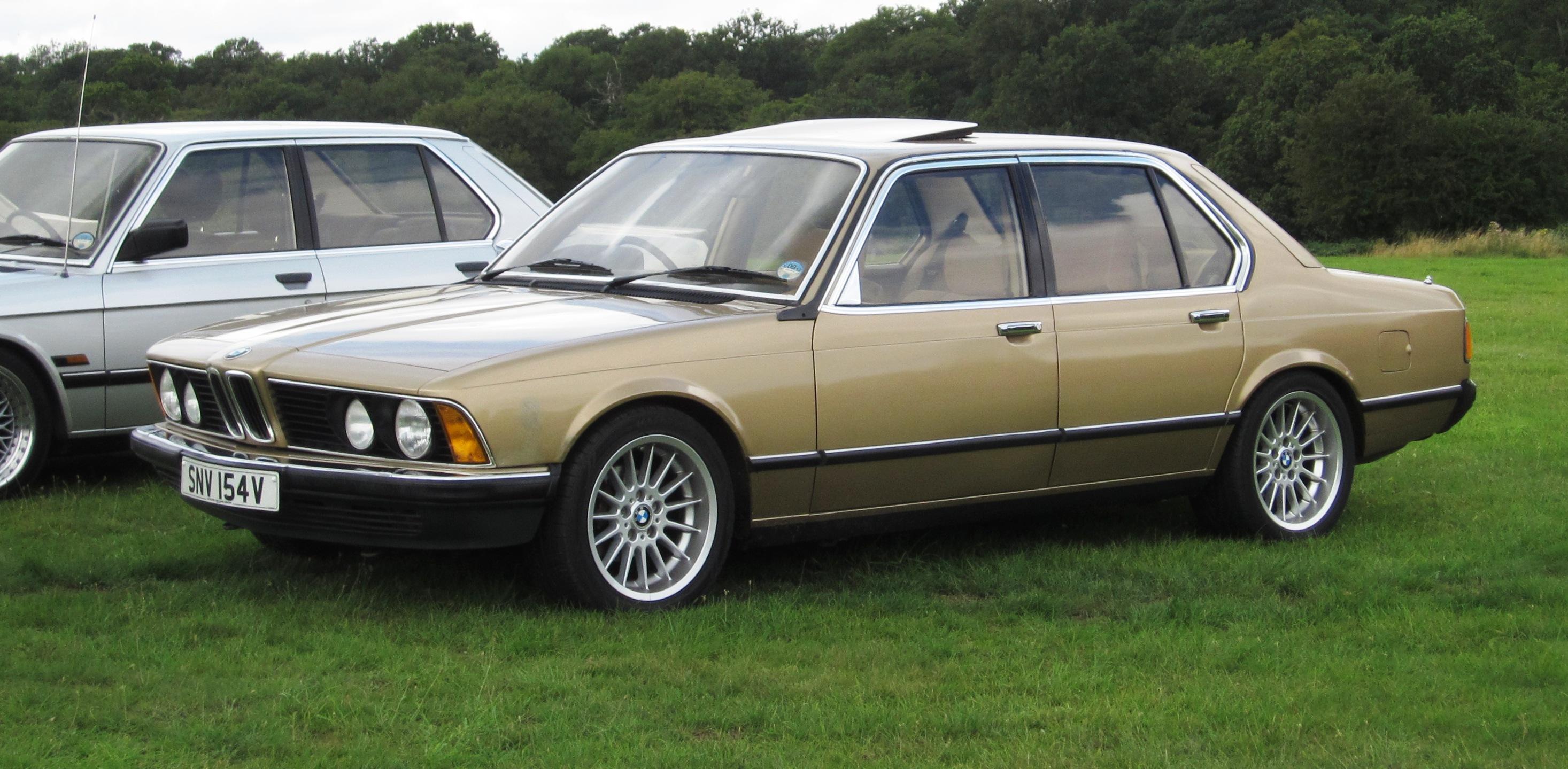 Alpina B8 E23 1979 - 1986 Sedan #1