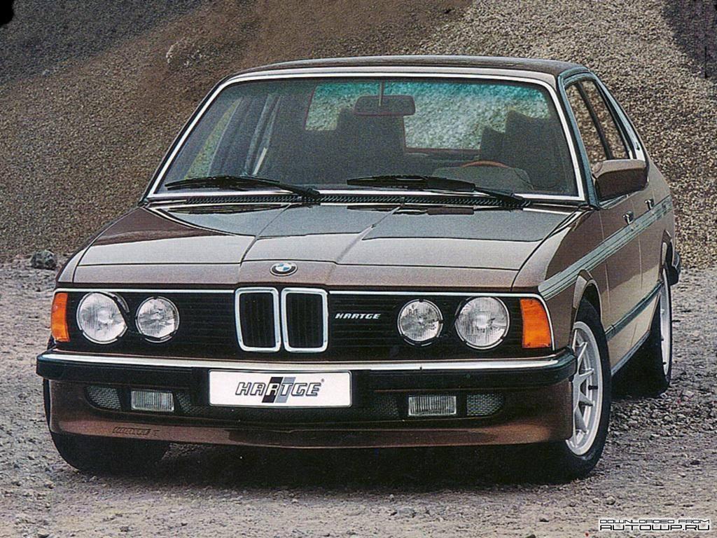 Alpina B8 E23 1979 - 1986 Sedan #6