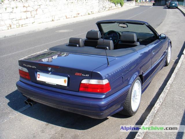 Alpina B8 E36 1993 - 1998 Coupe #2