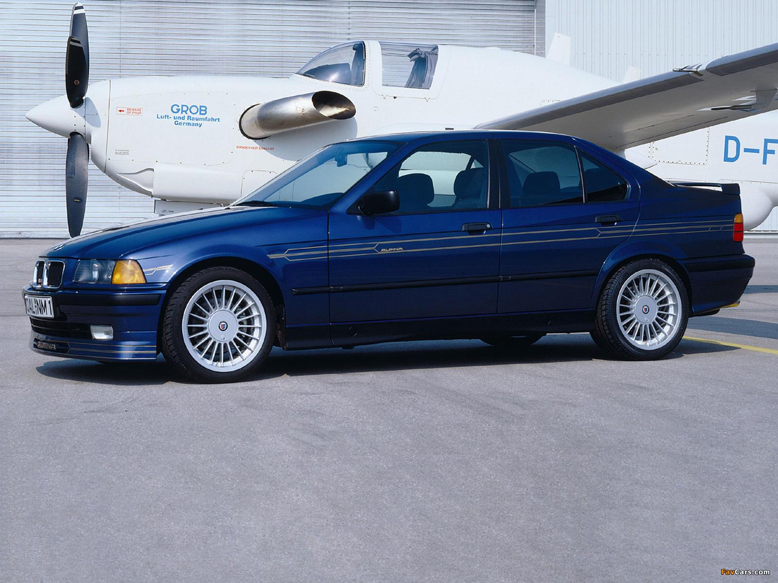 Alpina B8 E36 1993 - 1998 Coupe #8