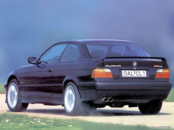 Alpina B8 E36 1993 - 1998 Coupe #3