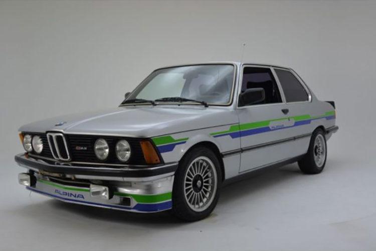 Alpina C1 E21 1980 - 1983 Sedan #8