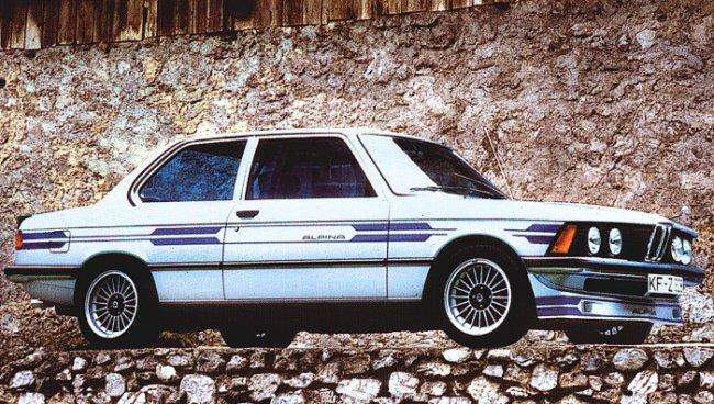 Alpina C1 E21 1980 - 1983 Sedan #6