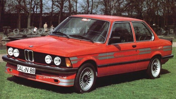 Alpina C1 E21 1980 - 1983 Sedan #1