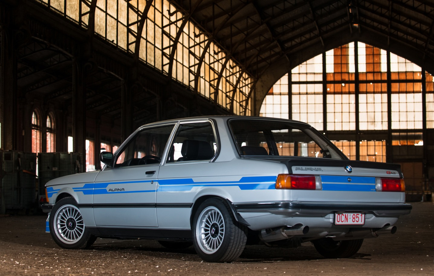 Alpina C1 E21 1980 - 1983 Sedan #4