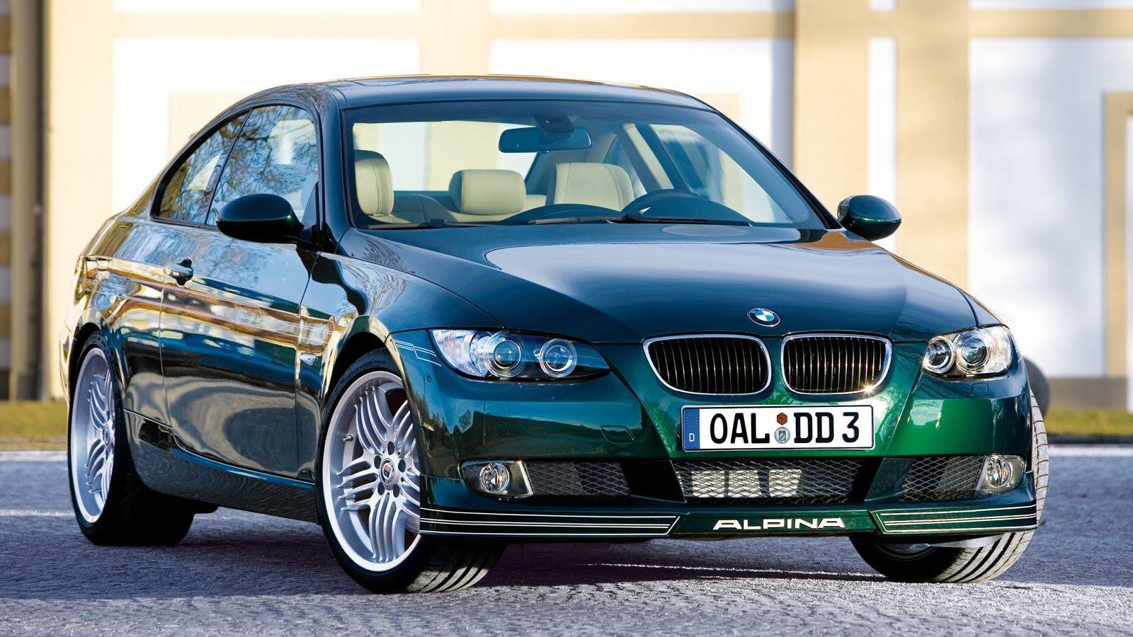 Alpina D3 E90/E92 2005 - 2008 Coupe #7