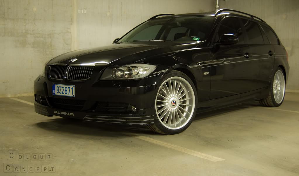 Alpina D3 E90/E92 2005 - 2008 Coupe #2