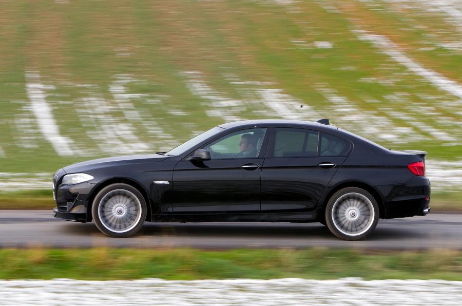 Alpina D5 F10/F11 2011 - 2013 Sedan #8