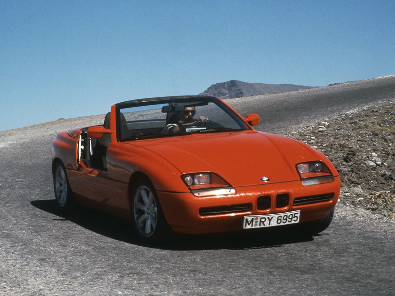 Alpina Roadster Z1 1990 - 1991 Roadster #4