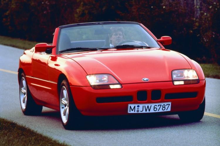 Alpina Roadster Z1 1990 - 1991 Roadster #2