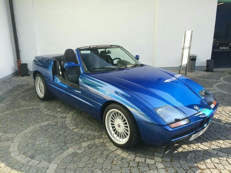 Alpina Roadster Z1 1990 - 1991 Roadster #1