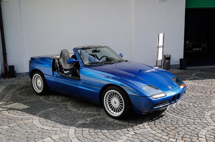 Alpina Roadster Z1 1990 - 1991 Roadster #8