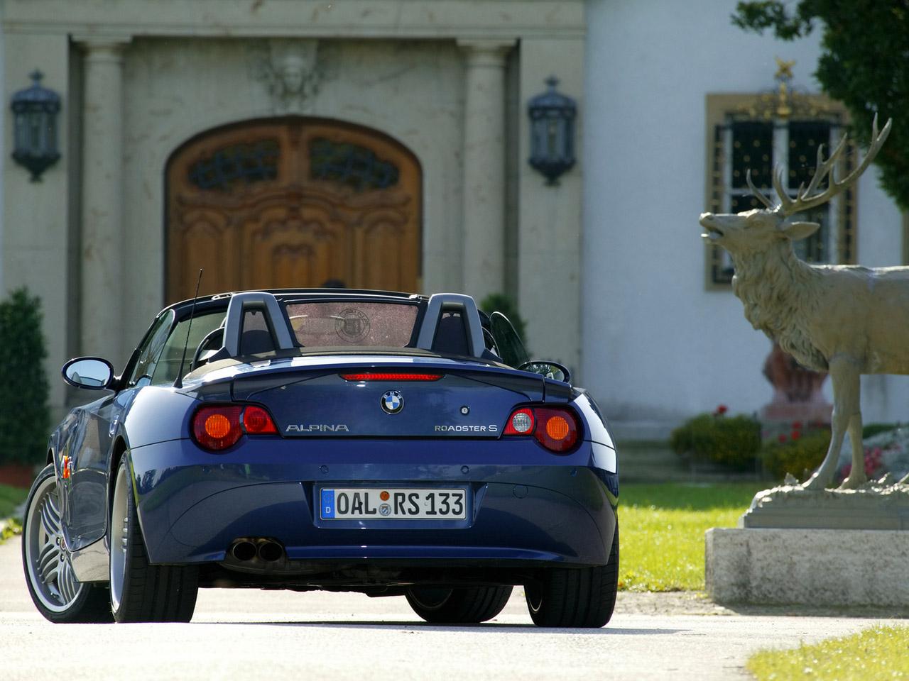 Alpina Roadster Z4 2003 - 2005 Roadster #7