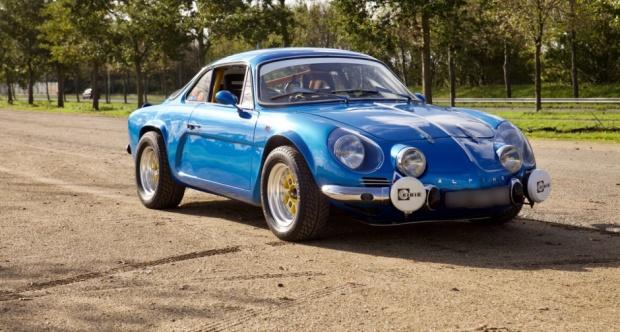 Alpine A110 I 1961 - 1977 Coupe #1