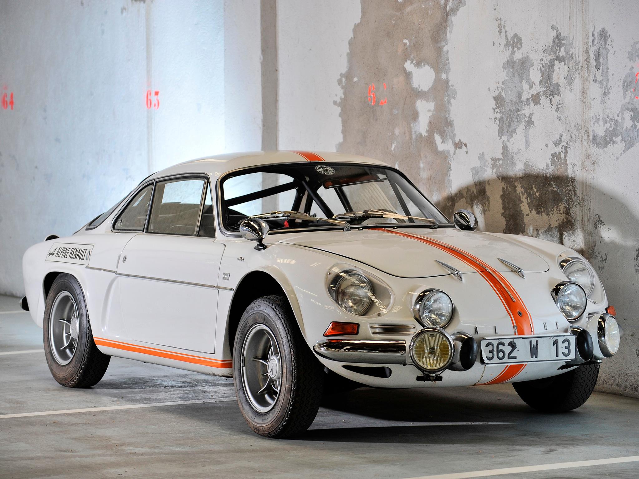 Alpine A110 I 1961 - 1977 Coupe #3