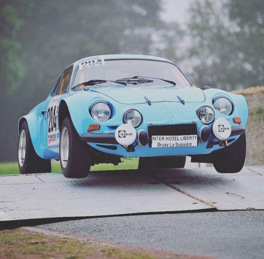 Alpine A110 I 1961 - 1977 Coupe #2