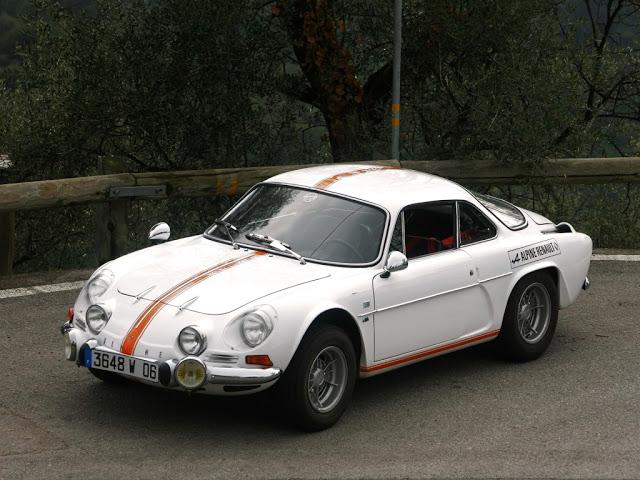 Alpine A110 I 1961 - 1977 Coupe #7