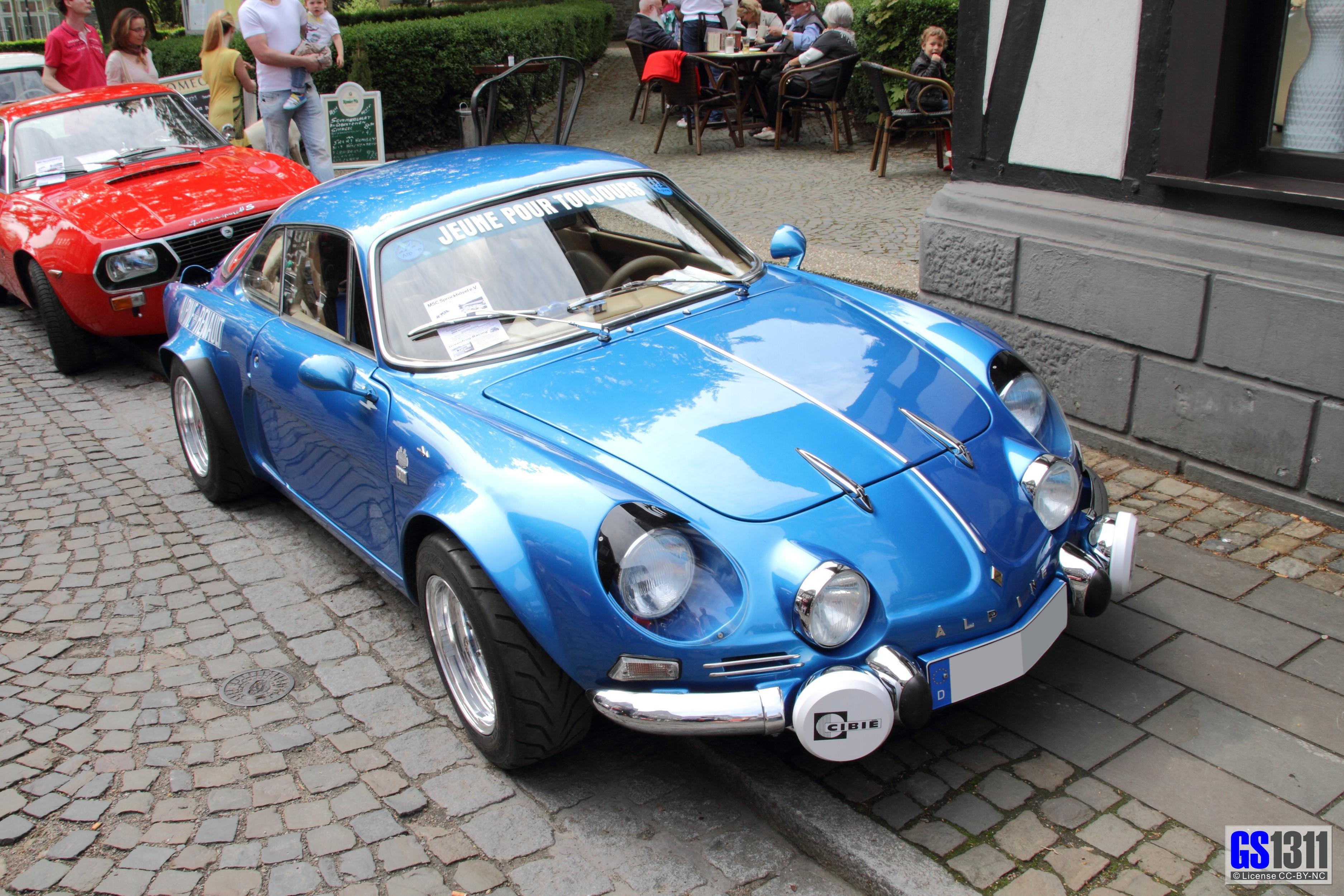 Alpine A110 I 1961 - 1977 Coupe #4