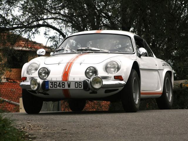 Alpine A110 I 1961 - 1977 Coupe #6