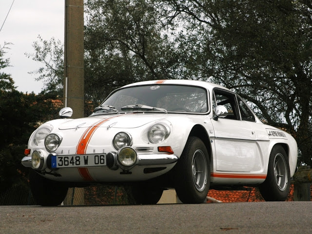 Alpine A110 I 1961 - 1977 Coupe #8