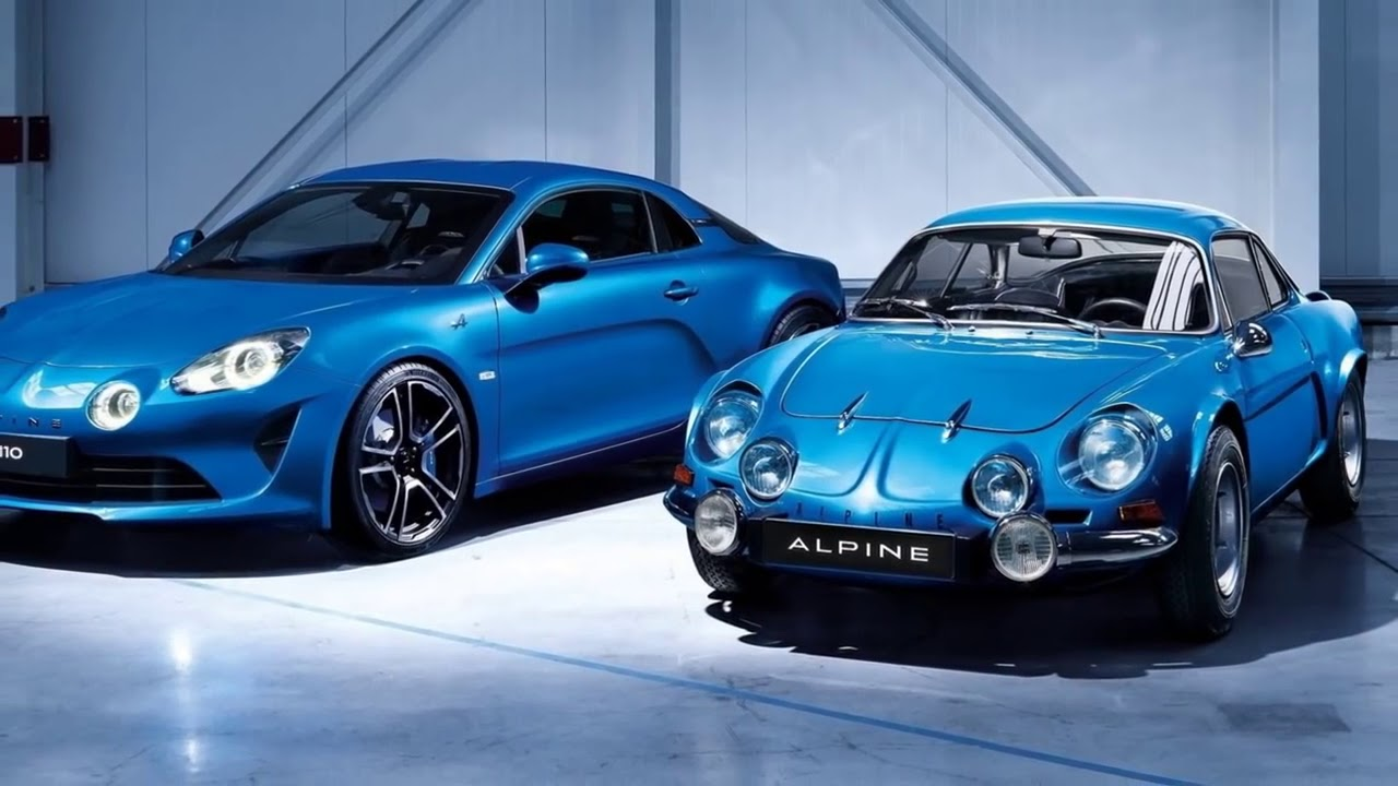 Alpine A110 II 2017 - now Coupe #8