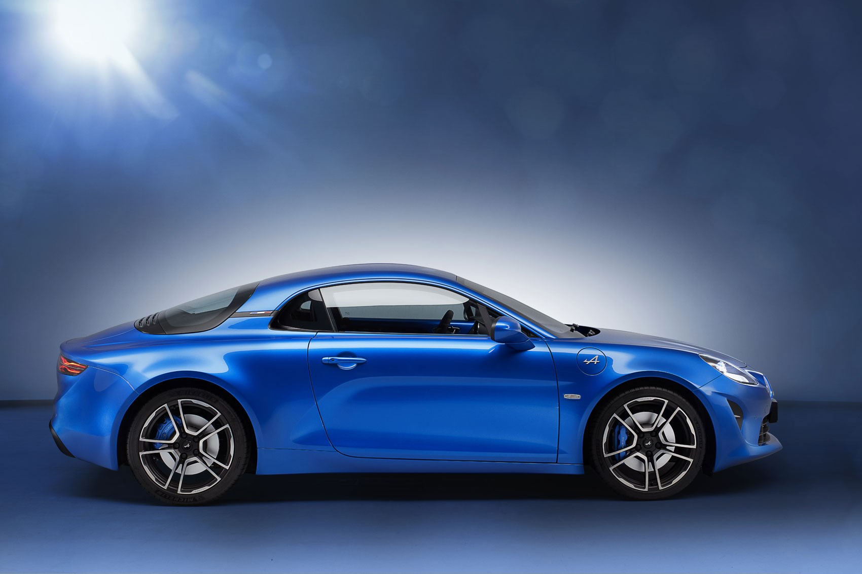 Alpine A110 II 2017 - now Coupe #5